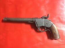 Réplica de un modelo de una caja 1852 Guerra Civil-era un solo tiro pistola de percusión