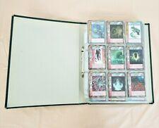 Mythos Card game CCG - Binder of over 560 cards - Many Rares - No Duplicates