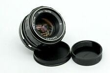 Vintage Zebra PENTACON auto 1.8/50mm M42 screw mount lens Portrait Lens MY04