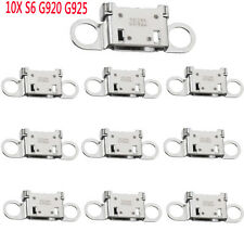 10x USB Charging Port Dock Connector Jack For Samsung Galaxy S6G920 S6 edge G925
