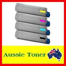 4x Toner Cartridge for OKI C610 610 C610dn C610dtn C610n Printer
