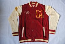 MICHAEL JACKSON THIS IS IT THRILLER VARSITY JACKET NEW OFFICIAL RARE LTD EDT