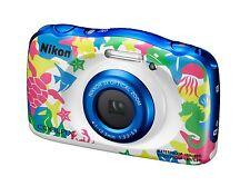 Wasserdichte Kompaktkamera Nikon COOLPIX W100 MARINE 3x Zoom 13.2 MP
