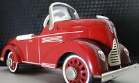 Pedal Car 1930 Buick Rare Vintage Metal Collector >>>READ FULL DESCRIPTION PAGE