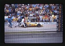 1970 Johnny Rutherford #18 Eagle/Offy - Indy 500 - Vintage 35mm Race Slide