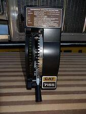 CATERPILLAR 7155 AIR SHIFTIER FOR TRANSMISSION 16 spd M916 M917 M920 9N1803 CAT