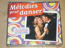 COFFRET 3 CD / MELODIES POUR DANSER / READER'S DIGEST / RARE / NEUF SOUS CELLO