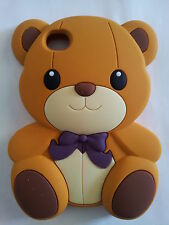 Funda de móvil BEAR3 SILICONA para IPHONE 4/4S