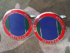 Northern Ireland Veteran Military Cufflinks
