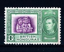 BRITISH HONDURAS - 1938-1947 - Idoli Maya: immagine di Stann Creek