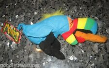 Meanie Beanie Babies HURLEY PUKIN TOUCAN Series One 1