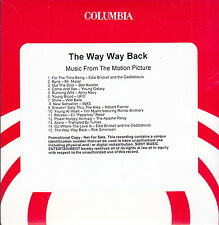 the way way back limited edition cd music from motion picture inxs edie brickell