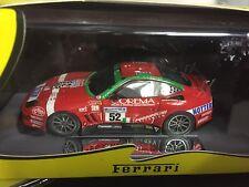 New BBR Resin Handbuilt Ferrari 550 Lemans 2005