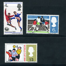 GB 1966 Commemorative Stamps~World Cup~Unmounted Mint Set~UK Seller