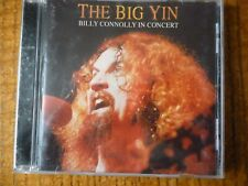 CD ALBUM - BILLY CONNOLLY IN CONCERT - The Big Yin [2001]