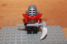 Lego Ninjago - Samurai Späher Figur Schwertkämpfer mit Kendo Waffe aus Set 70503