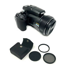 Nikon COOLPIX P1000 + Lens Filter Kit 77mm - UK NEXT DAY DEL