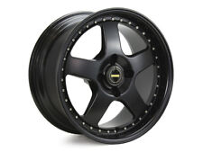 "17"" FR1 SIMMONS SATIN BLACK WHEEL & TYRE PACKAGE ON SALE NOW!!!"