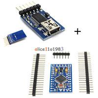 Pro Mini Atmega328 5V 16M Arduino Compatible FIDI FT232RL USB To Serial  Adapter