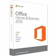 Microsoft Office 2016 Home & Business PKC (P2)-New