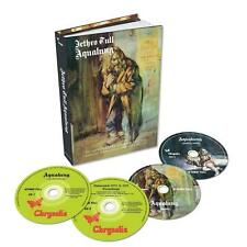 Jethro Tull-Aqualung 40th Anniversary Adapted Edition 2CD 2DVD Like New Box Set