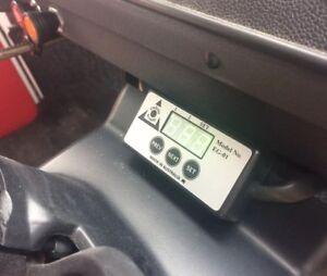 Temperature Twin Gauge Engine Alarm Overheating L200 Toyota Hilux Mitsubishi