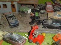 Ladegut Reifen Räder für Märklin Trix Lima Roco Piko Fleischmann H0 Eisenbahn 00