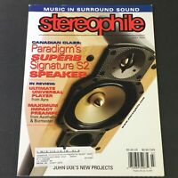 Stereophile Magazine July 2005 - Canadian Superb Signature S2 Speaker