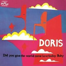 Doris - Did You Give the World Some Love Today Baby [New CD] UK - Import