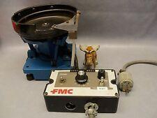 "EB051 Syntron Magnetic Parts Feeder 115 V ___  7"" Diameter Bowl"