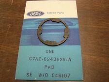 NOS Ford Trunk Lock Gasket 1967 1972 Mustang Galaxie Torino 1968 1969 1970 1971
