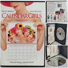 Calendar Girls (Dvd, 2003)