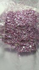 Glitter Mix Nail Art -Raspberry Truffle 1Tbs