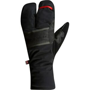PEARL iZUMi Unisex AmFIB Lobster Bicycle Cycle Bike Gloves Black