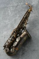 """Cannonball A5BR """"The Brute"""" no lacquer special finish Alto Saxophone Big bell st"""