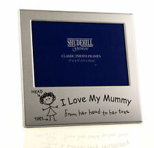 I Love My Mummy Photo Picture Frame Gift Present 73507