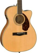 Fender PM-3CE Cutaway Standard Triple 0 Size Natural Finish with Case