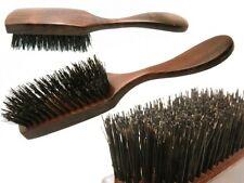 Dr. Dittmar Pflegebürste für Männerhaar extra lange harte Borsten Haarbürste TOP