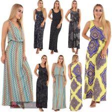 Summer/Beach Elastane, Spandex Casual Dresses for Women