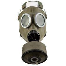 Polnische ABC Gasmaske MC-1 mit Filter und Tasche gebraucht
