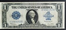 $1 USA Large Size Silver Certificate 1923