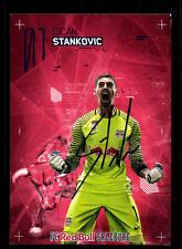 Cican Stankovic Autogrammkarte Red Bull Salzburg 2016-17 Original Sign+ A 137558