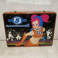 Sega Dreamcast Space Channel 5 Promo Lunch Box