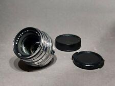JUPITER-8 2/50 M39 soviet lens USSR Sonnar copy LEICA thread mount