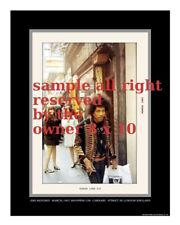 Jimi Hendrix Two Amazing Photos 1967 War Jacket. The Best Qual Out There