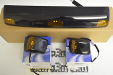 Chevrolet Silverado GMC Sierra Front Left Right & Center Clearance Lamps new OEM