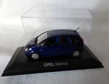 Minichamps/Pauls modelo tipo opel meriva 1: 43 con caja