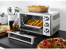 Stainless Convection Oven Toaster Extra Large Counter Top W/ 3-Adjustable Rack
