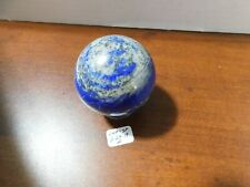 "2""- LAPIS LAZULI SPHERE--NATURAL POLISHED CRYSTAL STONE  FROM AFRICA"