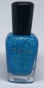 Zoya Nail Polish Mosheen  643 Glitter Lacquer